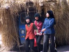3 women total