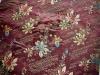 Back of Brown Flowers