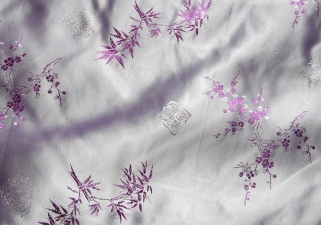 Back material for Purple